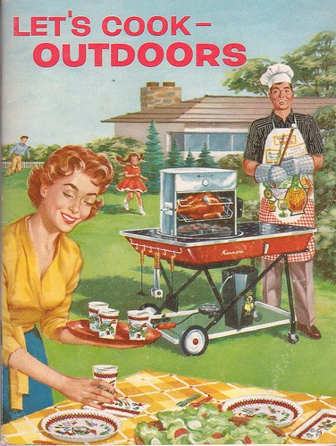 Lets Cook Outdoors, 1959