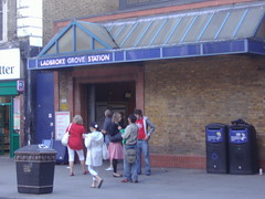 Picture of Ladbroke Grove Station