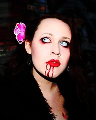 n504533558_382849_1481 (myla and mandi strange) Tags: vampire spooky timburton vampyr mesquita demongirl spookygirl xxmandi mandimesquita dtourgirl
