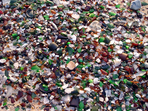 Alexandra Battery Beach, Bermuda Sea Glass