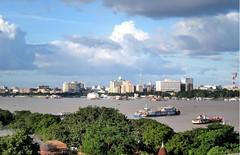 Kolkata on the Hooghly