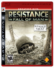 PS3 Greatest Hits Resistance