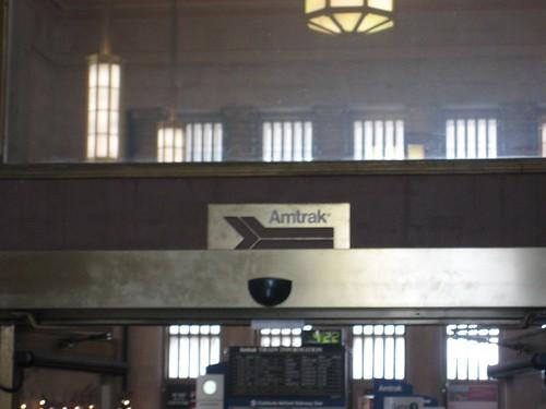Classic Amtrak