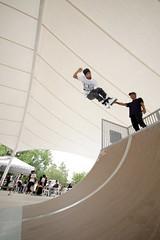 cefu air demo (Shopian Said) Tags: rps rollerblade surkrew bruneiextremeskateboardingcompetition2008