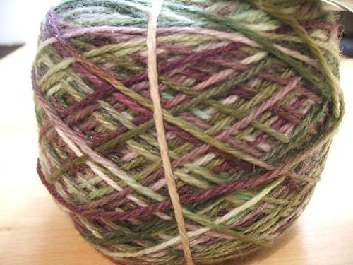 Artful Ewe sock yarn
