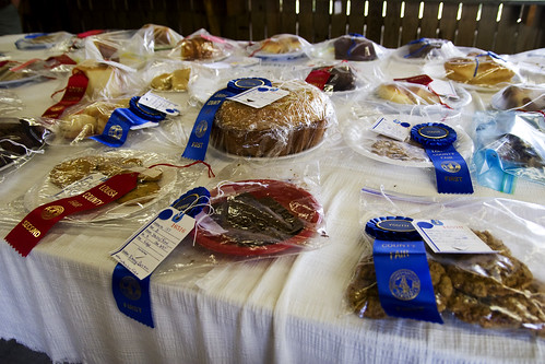 baked goods contest winners