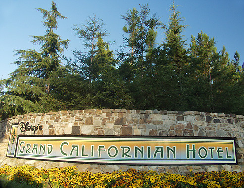 Disneyland Resort Hotels