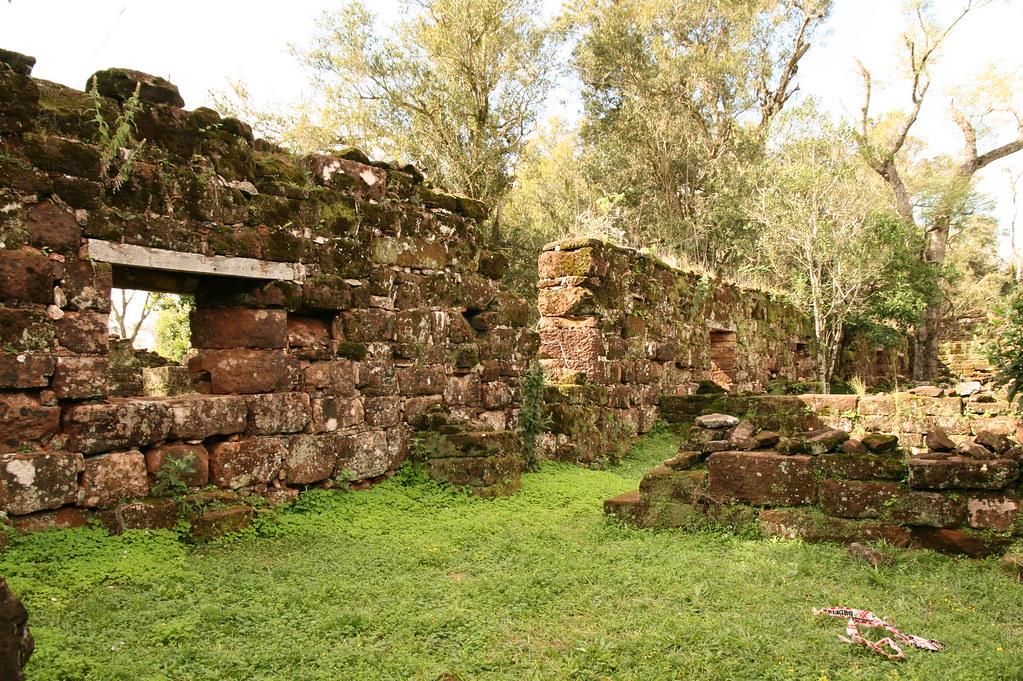 The side houses at San Igancio Mini