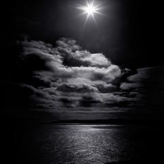 Ramsey, Cymru (steffanmacmillan) Tags: winter light bw sun 6x6 film wales clouds cymru bn monastery lensflare scanned handheld daytime atlanticocean georges available intothesun westward velvia50 sirbenfro ramseyisland epson4990 paysdegalles rhosson 120rollfilm pentacon6 steffanmacmillan mediumformatslr sirpenfro theperfectphotographer carlzeissjenaflektogon50mmuncoatedlens pembrokeshirest channellate