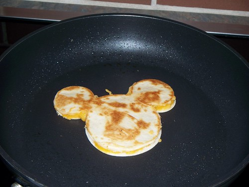Mickey Quesadilla