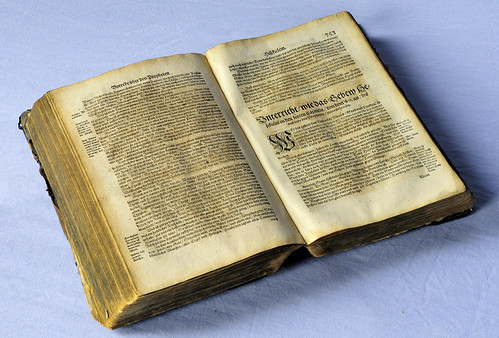 x German Religious Text of 1579 | Flickr - Photo Sharing!