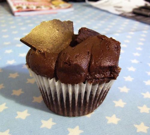 Fancie cupcake