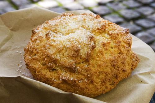 ginger scone