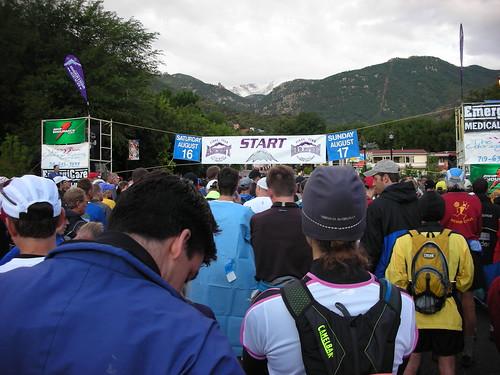 Pikes Peak Marathon 2008