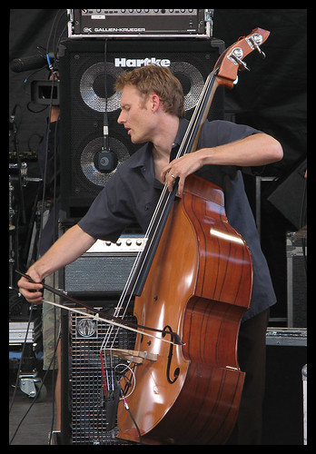 Chris Wood of Medeski, Martin & Wood