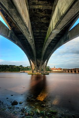 Berwick upon Tweed (i.rashid007) Tags: uk longexposure bridge berwickupontweed northeastengland