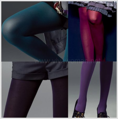 colored stockings