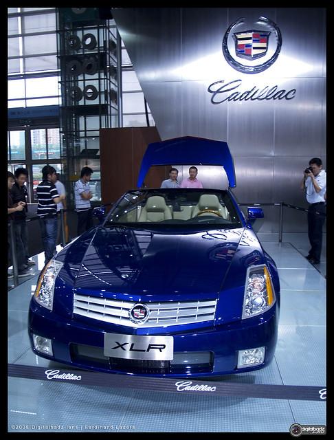 cadillac 2008 xlr
