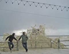 Sea Point storm (mallix) Tags: ocean africa road winter wild lighthouse storm wet rain clouds southafrica bay coast mess surf waves sunday cream wave capetown surfing atlantic foam promenade messy coastline coldfront worldcup swell tablebay foamy creamy seapoint 2010 broadwalk storming mouillepoint soccerworldcup worldcup2010 fifa2010