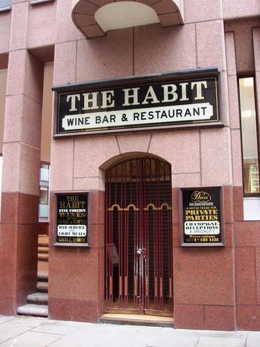 Habit, Aldgate, EC3