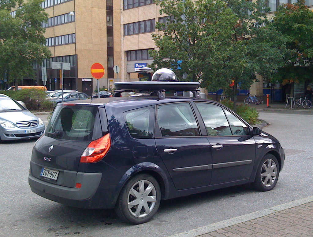 Navteq GPS Survey Car
