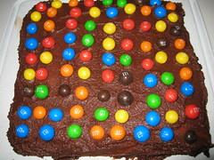 Birthday cake for school