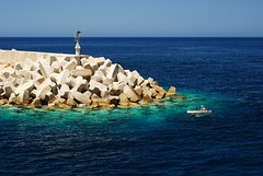 Gozo Ferry (@PAkDocK / www.pakdock.com) Tags: blue sea summer favorite sun sol water azul ferry mar agua mediterranean mediterraneo ship floating malta verano gozo lpfloating