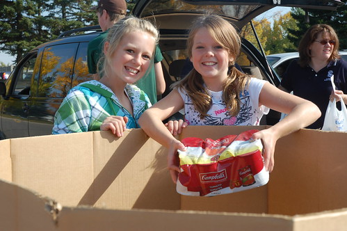 2008 City-Wide Food Drive