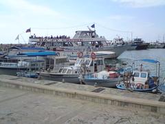 Agia Napa marina