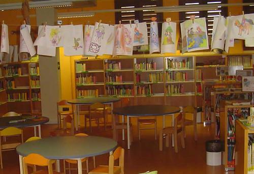 Biblioteca de Can Salas