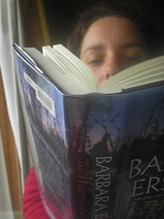 reading barbara erskine