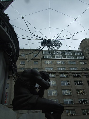 Al Weiwei's 'Web of light'