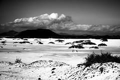 Like a Death Valley (Guido [Torino, ITA]) Tags: bw beach blackwhite sand desert fuerteventura infrared anseladams colarejo