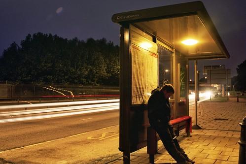 Bus-stop Boxer
