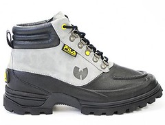 fila wu tang boots