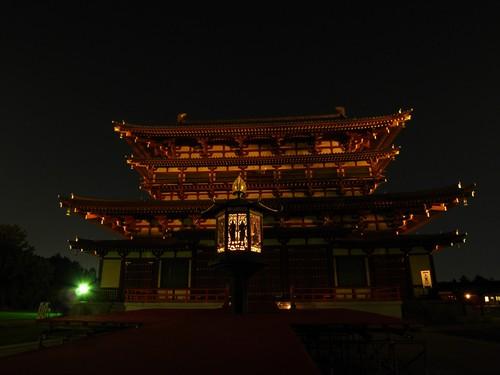 薬師寺(万燈会・夜)-17