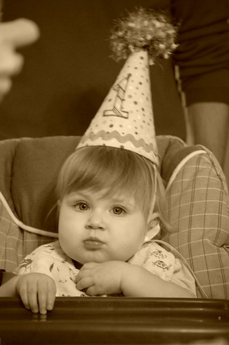 small fries first birthday 055 sepia