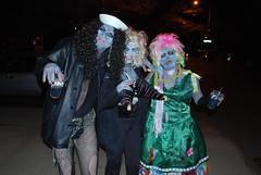 retro zombies