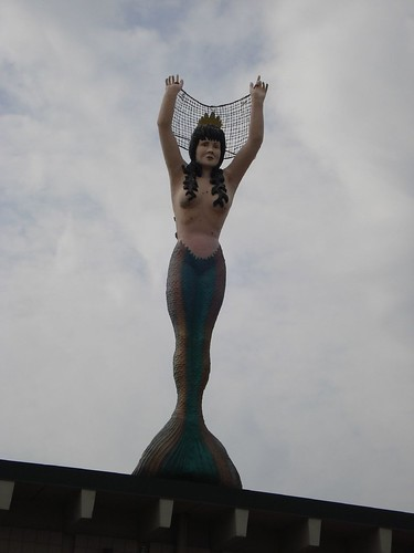 Giant Mermaid