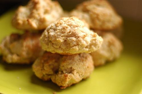 buttermilk biscuits, gluten-free II