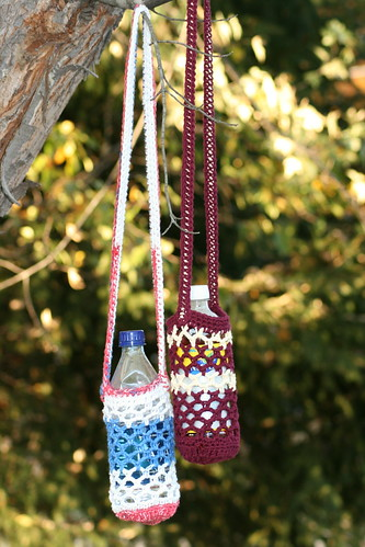 How to Crochet Bottle Covers | eHow.com