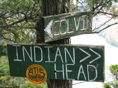 Indian Head, Colvin