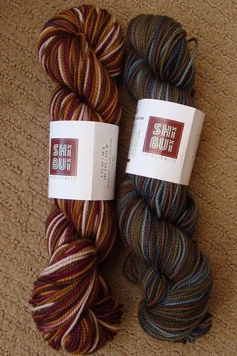 Shi Bui Sock Yarn 1
