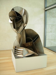 Naum Gabo´s Constructed Head No. 2