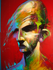 Adam Neate Jackson Red Portrait (scottb23) Tags: adam neate