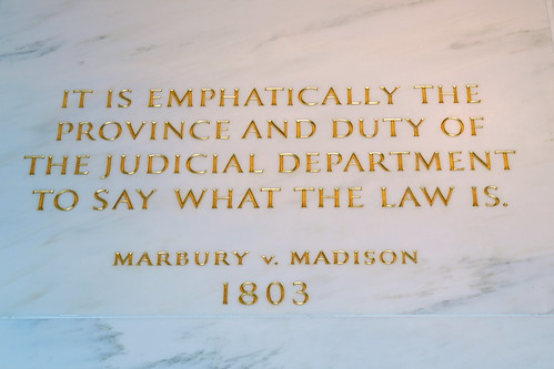 Background Marbury Vs Madison