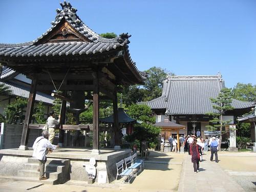 西林寺境内 Sairinji Temple
