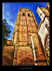 HDR - Catedral de Segovia III (*atrium09) Tags: españa architecture spain arquitectura catedral segovia hdr atrium09 mywinners rubenseabra rubyphotographer