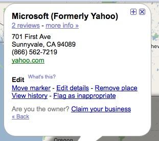 Yahoo, A Microsoft Company