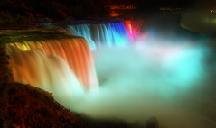 mist (Wolfgang Staudt) Tags: travel blue panorama usa newyork ontario water colors beautiful yellow fog wow wonderful river lights niagarafalls boat nikon holidays rocks waves darkness nikond70 availablelight sigma waterfalls horseshoe wilderness lovelovelove reflexions vacancy wolfgang americanfalls spotlights peopleschoice niagarariver travelphotographie flickrsbest sixsixsixclub wolfgangstaudt staudt sigmaaf356328300dgmacro superaplus aplusphoto irresistiblebeauty favemegroup6 superhearts themawasserfoto colourartaward artlegacy nikonflickraward grouptripod
